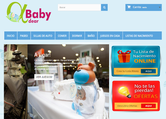 tienda online Babydear